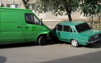 В Виннице произошло тройное ДТП