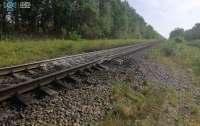 Под Житомиром пытались подорвать грузовой поезд с топливом (видео)