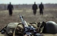 На Донбассе ранен украинский боец
