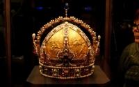 В Швеции нашли украденные монаршеские короны