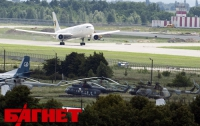 Lufthansa перешла в «Борисполе» в терминал D