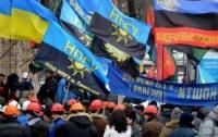 Шахтеры из Донбасса и Львова собрались в Киев