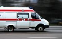 На Херсонщине солдат прострелил себе ногу