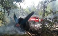 Под Полтавой разбился самолет АН-2, есть раненые