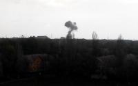 В результате взрыва в Донецкой области погиб мужчина