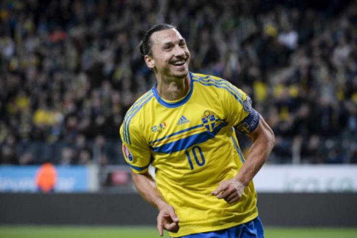 Ибрагимович: Я нанес Швецию на футбольную карту мира