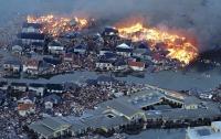 В Японии на месте смытого цунами города нашли 400 трупов