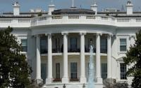Белый дом затопило