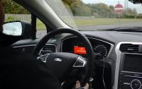 Ford представил систему предупреждения о случайном выезде на полосу встречного движения
