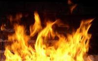 В Евпатории сгорел детский оздоровительный центр