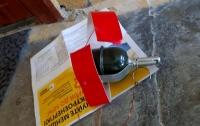 В Днепре на 5 этаже жилого дома нашли гранату