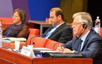 Симоненко рассказал в ПАСЕ о причинах возникновения войны в Украине