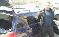 Азербайджанцы вырвали у харьковчанки сумку со 115 тыс. гривен