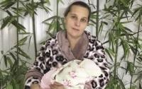 В Днепре женщина родила 14 ребенка