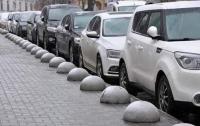 В Киеве для водителей готовят нововведения