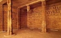 Уникальную гробницу обнаружили в Египте
