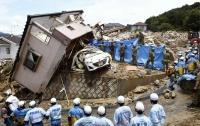 Наводнение в Японии привело к гибели 195 человек