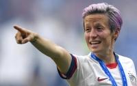Американская футболистка может выиграть у Трампа на президентских выборах