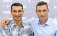 Крупнейшая немецкая компания отказалась сотрудничать с братьями Кличко