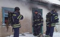 Пожар в Черкасской области: погибли двое мужчин