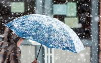 Возможен мокрый снег: синоптики удивили украинцев