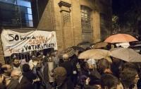 Жители Каталонии объявили массовую забастовку