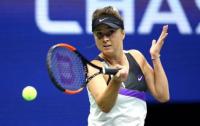 Свитолина не смогла победить на турнире в Китае