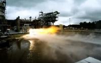 В NASA испытали ракетный двигатель, напечатанный на 3D-принтере (ВИДЕО)