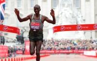 Олимпиада-2016: кениец Элиуд Кипчоге победил в марафоне