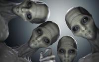 Обнаружена секретная база пришельцев