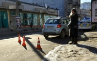 На пешеходном переходе в центре Одессы сбили девушку