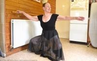 Пенсионерка стала балериной в 71 год