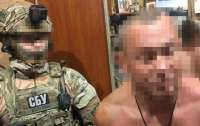 Терроризировали три области: СБУ задержала банду