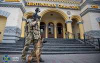 СБУ совместно с посольством Израиля провела антитеррористические учения в Киеве