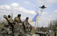 Военные подавили активность боевиков на Донбассе