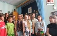 В Житомирской области детей приучают поклоняться Николаю II