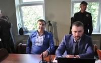 Саакашвили освободили из-под стражи