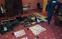 В Ровненской области разоблачили деятельность подпольного казино