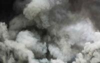 В Одессе произошел взрыв в троллейбусе (видео)
