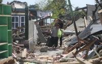 Число жертв землетрясения в Индонезии достигло 460 человек