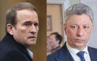 Медведчук прекратил финансировать кампанию Бойко из-за конфликта с Левочкиным, - эксперт