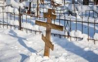 На Львовщине пенсионерка надругалась над могилой