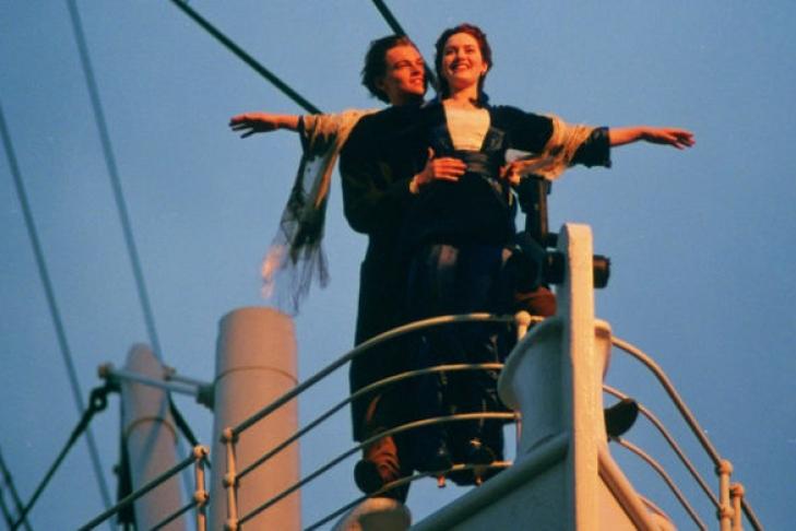 ВСША «Титаник» Джеймса Кэмерона снова выйдет впрокат