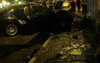 Есть пострадавшие: в Харькове BMW от удара