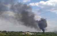На Днепропетровщине взорвалась подстанция