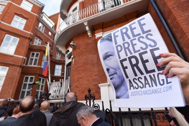 Британский трибунал признал WikiLeaks средством массовой информации— Guardian