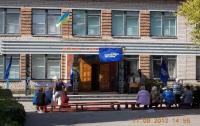Дудка побоялся приехать на встречу с избирателями села Лежино Запорожского района (ВИДЕО)