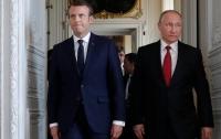 Макрон и Путин, возможно, пообщаются об Украине
