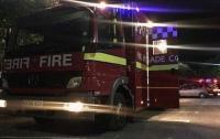 В Лондоне произошел масштабный пожар в больнице, пострадали люди