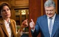 Венедиктова снова вспомнила о времени, когда Порошенко был президентом